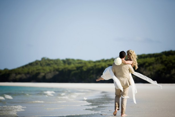 Destination Wedding Whitsunday Island