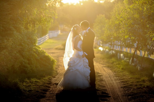 Couple at Swan Valley Wedding Venue