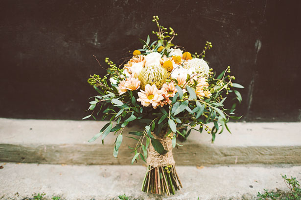 Wedding Bouquet by Teneil Kable