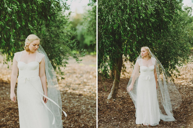Bride in Vines Teneil Kable