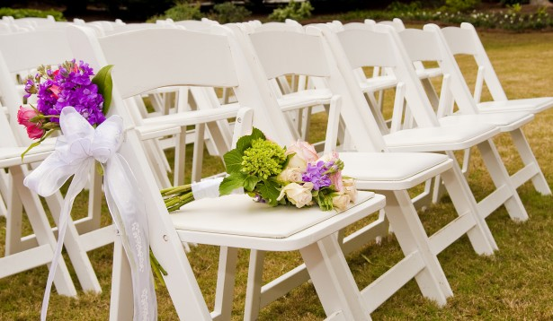 Chairs at Wedding