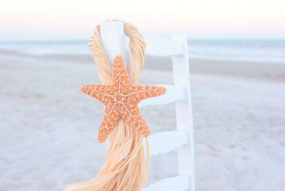 Beach Wedding Starfish