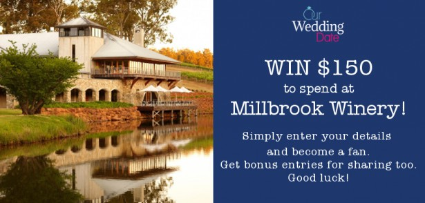 Win $150 to spend at Millbrook Winery