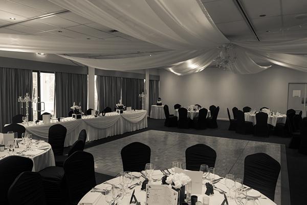 Assured Ascot Quays Wedding Reception
