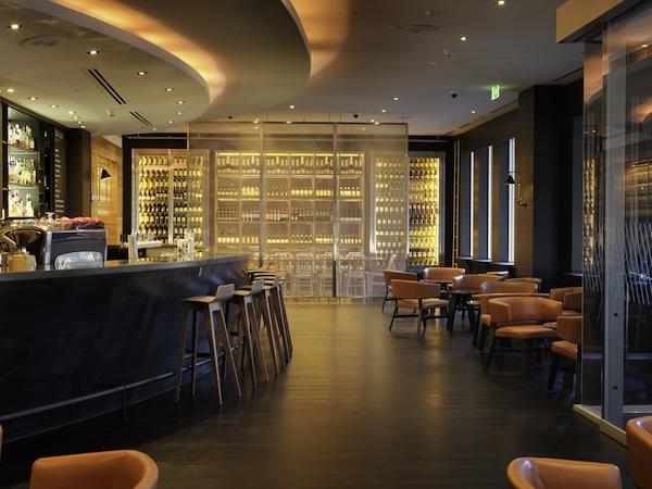 Parmelia Hilton Perth Bar