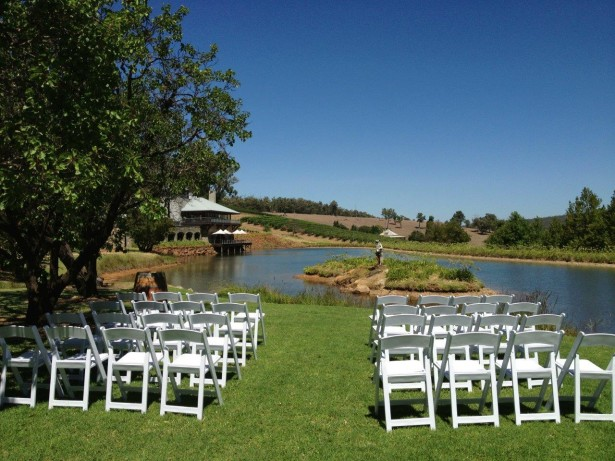 Garden Wedding Venues Perth Millbrook Winery
