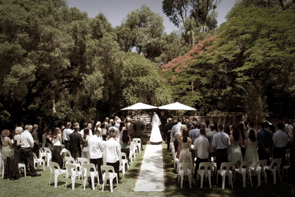 Garden Wedding Venues Perth University of Western Australia