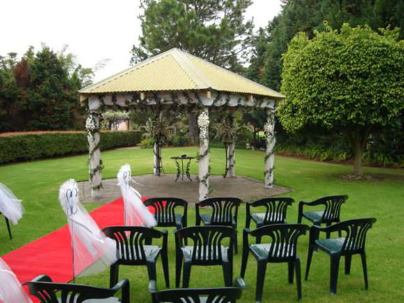 Garden Wedding Venues Perth Willowpond