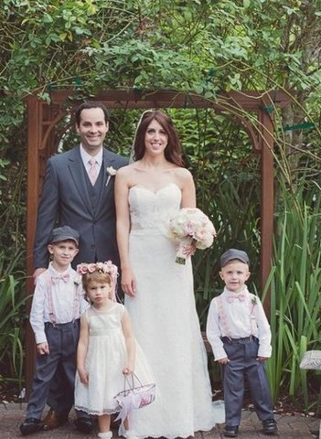 Ring Bearer Hats
