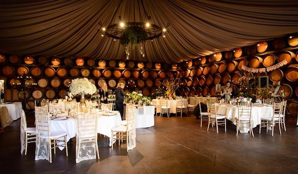 Sandalford Winery Wedding