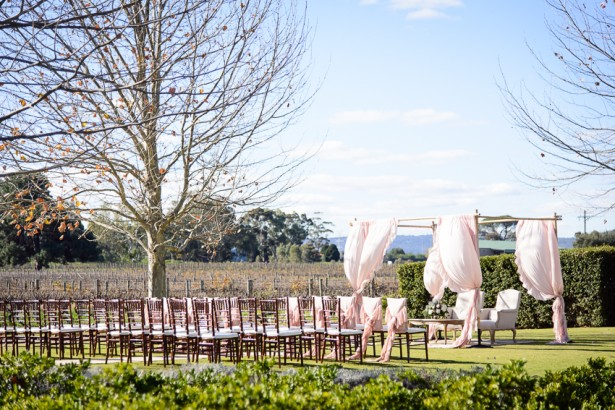 Sandalford Winery Wedding