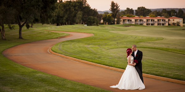 The Vines Resort & Country Club Wedding