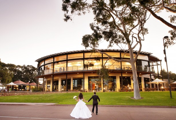 Fraser's Kings Park Wedding