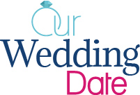 Our Wedding Date logo