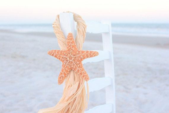 Beach Wedding Starfish