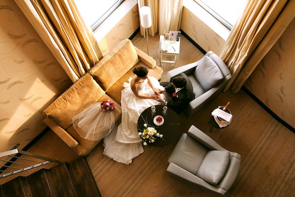 Parmelia Hilton Perth Wedding