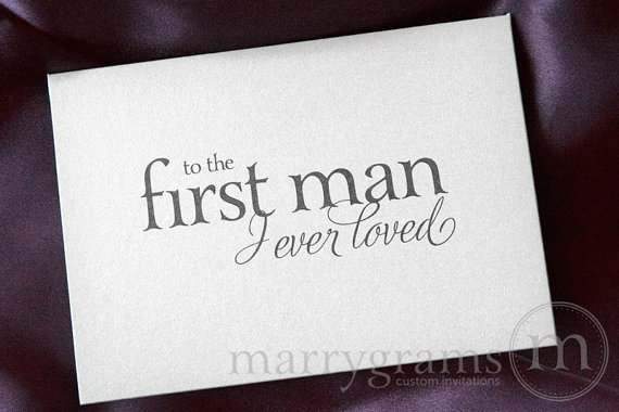 Father of the Bride Cards