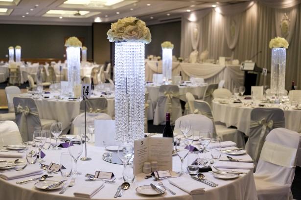 Duxton Hotel Wedding